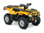 CAN-AM BRP Outlander MAX 1000